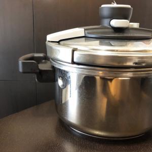 【手放す5分】キッチンの肥やし、圧力鍋。「使うかも」は来ませんでした。