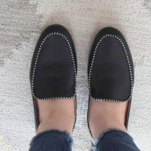 やっと買えた革靴