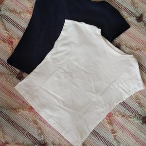 Tシャツ4枚で過ごす梅雨と初夏
