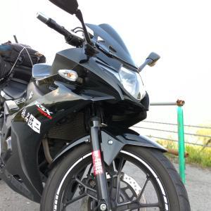 ゴールデンウィークにGSX250Rで九州一周しました