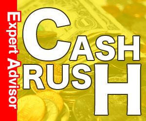 【EA自動売買】CashRush運用開始後半年間の成績まとめ