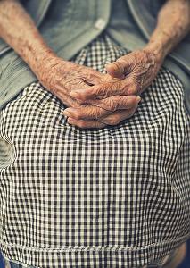 高齢者の一人暮らし