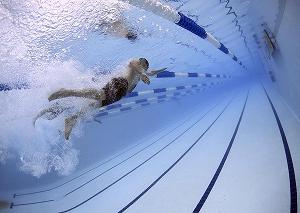 親ばかだった〜少しでも早く走れたり、泳げるようにと思って・・・