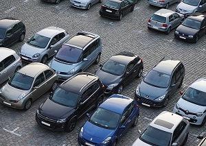 駐車場トラブル