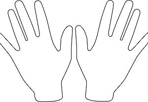 買い物に行くときに手袋をするはおかしいのか?