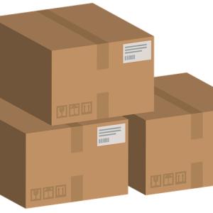 Amazonの荷物がぁ〜!!