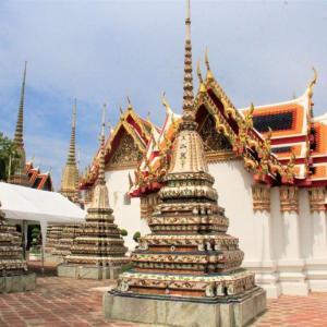 タイ(バンコク)1人旅の予定から母との親子旅行へ