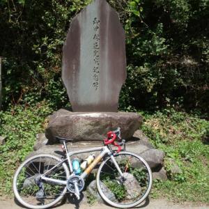 返り討ちの和田峠と70キロの旅