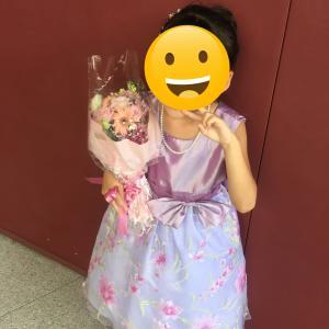発表会のドレス