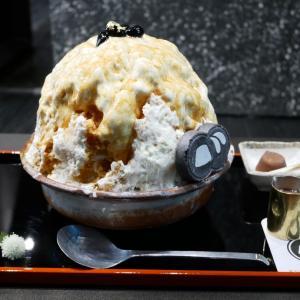 廚 otona くろぎ✳︎かき氷 焦がしみたらしキャラメル