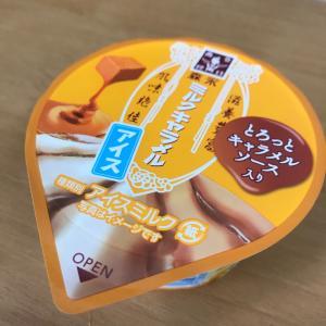 森永ミルクキャラメルアイス〈森永製菓〉