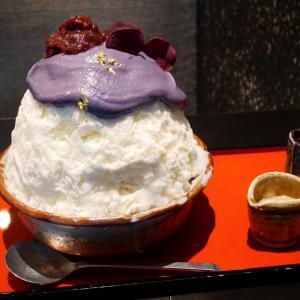 廚 otonaくろぎ✳︎かき氷 紫芋子