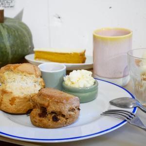 Sunday Bake Shop かぼちゃのチーズケーキetc