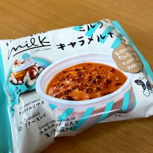 Uchi Cafe×Milk ミルクキャラメルナッツ〈丸永製菓〉