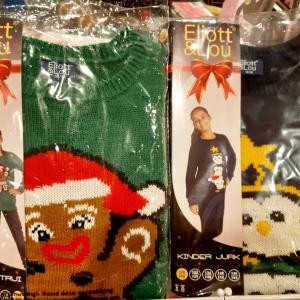 Lelijke kersttrui(醜いセーター)の需要