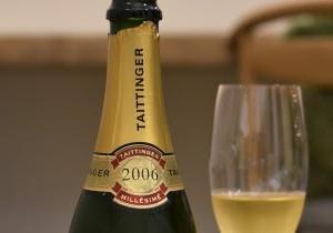 Champagne Taittinger Millésimé Brut 2006 / テタンジェ シャンパーニュ ブリュット ミレジメ 2006