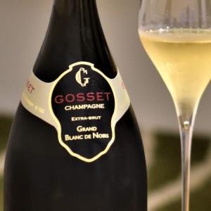 Gosset Grand Blanc de Noirs Extra Brut NV / ゴッセ グラン ブラン ド ノワール エクストラ ブリュット NV