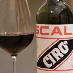 Scala Cirò Rosso Classico Superiore 2012 / スカラ チロ ロッソ クラッシコ スーペリオーレ 2012