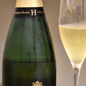Champagne Henriot Brut Souverain NV / シャンパーニュ アンリオ ブリュット スーヴェラン NV