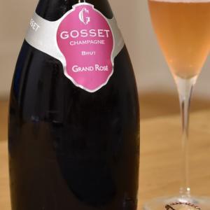 Gosset Champagne Grand Rosé Brut NV / ゴッセ グラン ロゼ ブリュット NV