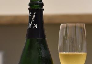 """Guy Michel Champagne Brut Cuvée du Prieuré 1989 / ギィ・ミッシェル・シャンパーニュ・""""キュヴェ・デュ・プリウレ"""" 1989"""
