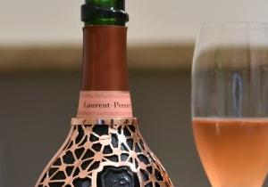 Laurent Perrier Cuvée Rosé Brut 'Robe Edition' NV / ローラン・ペリエ・ロゼ NV