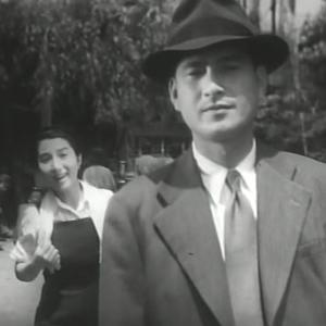 映画ひとつ、川島雄三監督『還って来た男』
