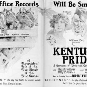 映画ひとつ、ジョン・フォード監督『香りも高きケンタッキー』