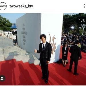 三浦春馬氏 ソウルドラマアワード19アジアスター賞受賞おめでとうございます!その2