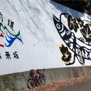 TIME Fluidity:おにゅう峠を滋賀から福井へ越えたライド