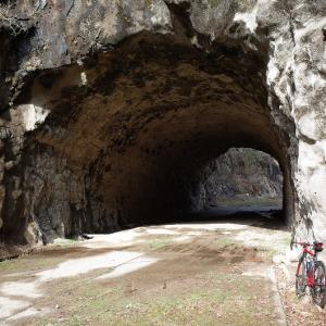 TIME Fluidity:龍化隧道を訪ねるライド