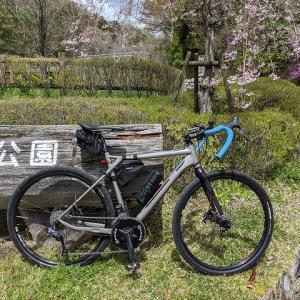 GT GRADE : ツツジが満開間近の猪ノ倉峠再訪