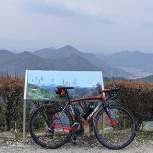 TIME Fluidity:パンを食べに大野山へ上る