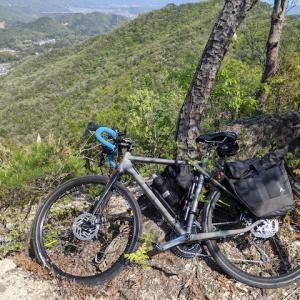 GT GRADE : 多田銀山のトレイルで山を担いで越えたライド