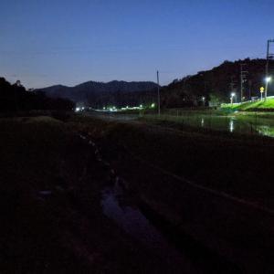 MUME:通勤ライドで阿古谷までホタルを観に行った。