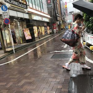 2020.9.27一日一季語 秋の雨(あきのあめ)  【秋―生活―三秋】
