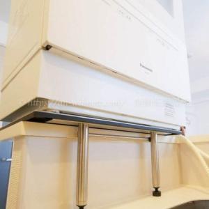 【食洗機】自炊増加でプチ→レギュラーサイズへ買い替え。 専用置き台が便利◎