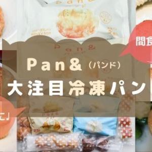 【大注目の冷凍パン通販Pan&(パンド)】お試しセットが良過ぎてアウトレットパン他も追加購入