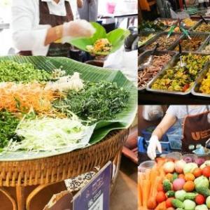 【タイ・バンコク夫婦旅行】魅惑の朝市「サマゴーン市場」を紹介する前に言っておきたい事がある