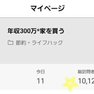 感謝!10,000人(^-^*)♪