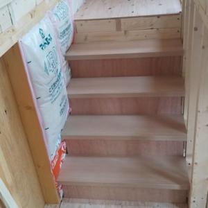 階段つくりに着手@その2
