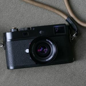 本当に背面モニタは必要ですか、デジタル時代に尖ったカメラ Leica M-D (Typ 262)