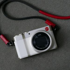 日常持ち歩きできるズームレンズ搭載コンパクトライカが強い!Leica C-LUX