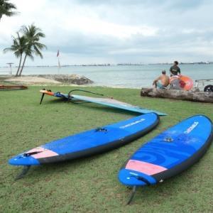 シンガポール イーストコースト (East Coast) 公園 - 住民の憩いの場が様々な遊びを提供