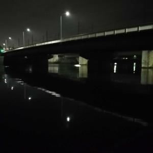 2020-11-28 花見川~ホーム 朝マズメ