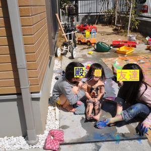 『芸術の秋のキャンパスは大きく(^^♪』小さなお子様のいる家庭はおススメです!