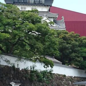 小ネタ、お城(小倉城)