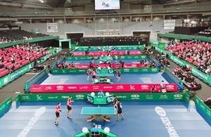 卓球ワールドカップ2019団体戦・東京大会!!日本男女ともメダルに輝きました🥈 🥉