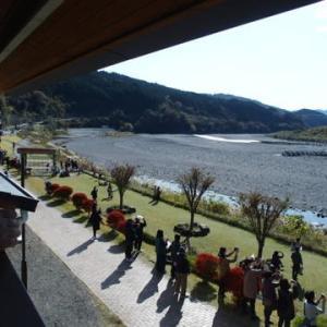 川根温泉で、トーマス機関車を見てきました🚂