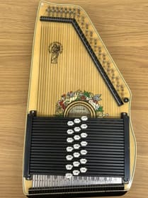 「主よみもとに」👼天使のオートハープで、演奏いたしました🎶